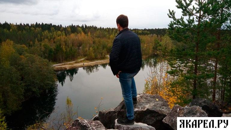 Горный парк Рускеала, мраморный каньон в Карелии ЯКарел.ру