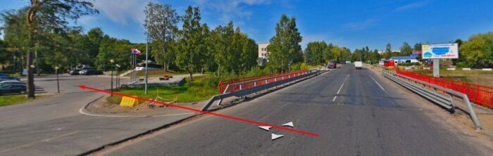 Крепость Корела как добраться на машине из Санкт-Петербурга