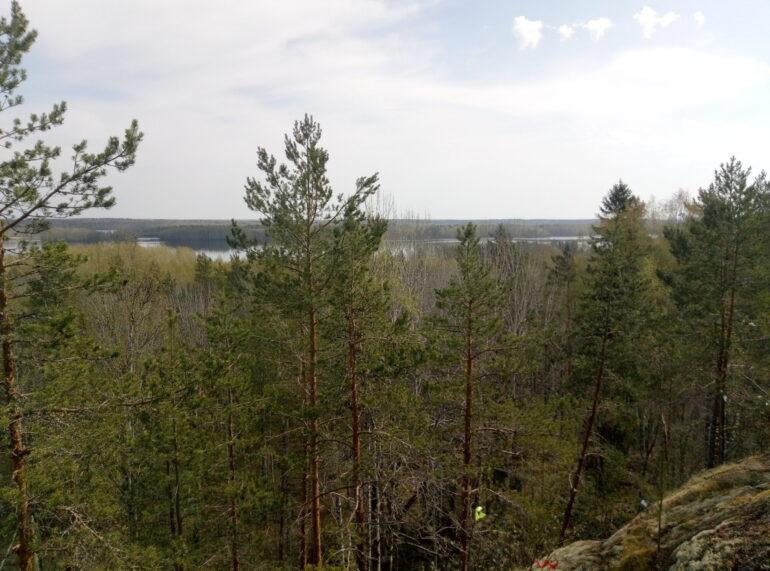 Как добраться до горы Сампо из Петрозаводска