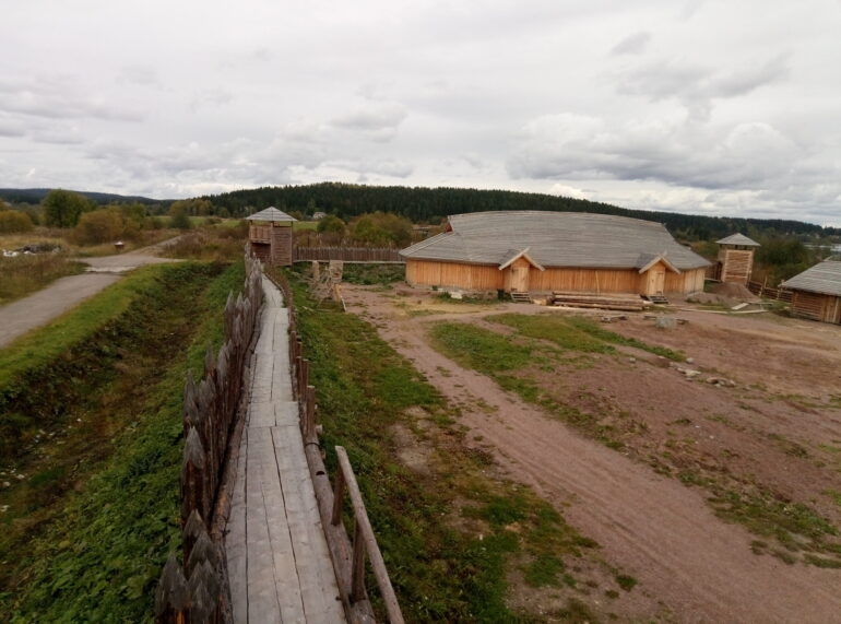 Музей эпохи викингов в Сортавале