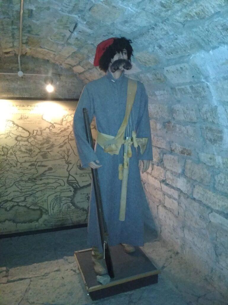Музей Староладожской крепости