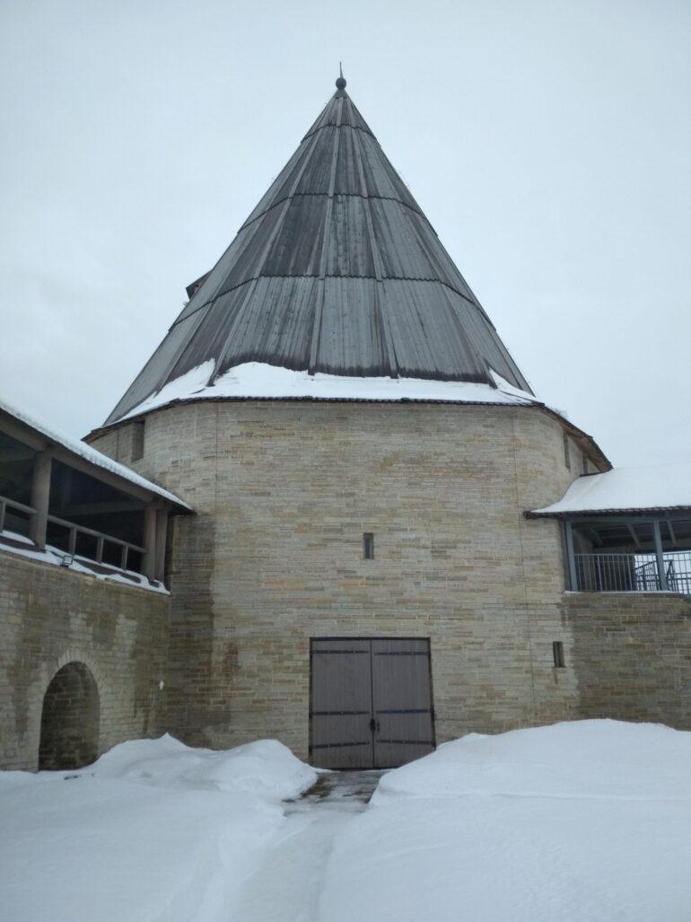 Стрелочная башня
