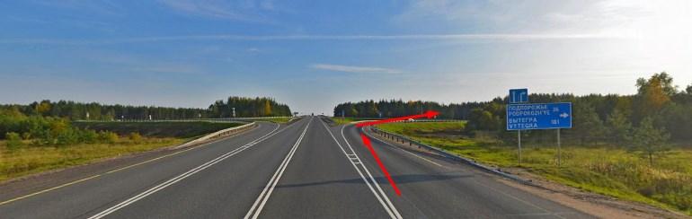Как добраться на автомобиле из Петрозаводска