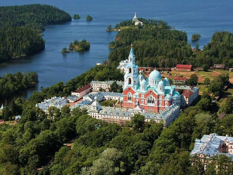 Экскурсии на Валаам из Петрозаводска