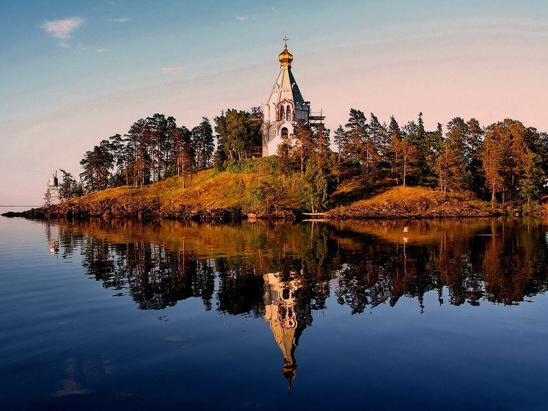 Экскурсии на Валаам из Санкт-Петербурга